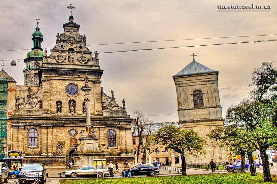 Бернардинський монастир, Львів