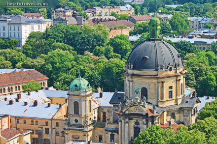 Домініканський собор, Львів