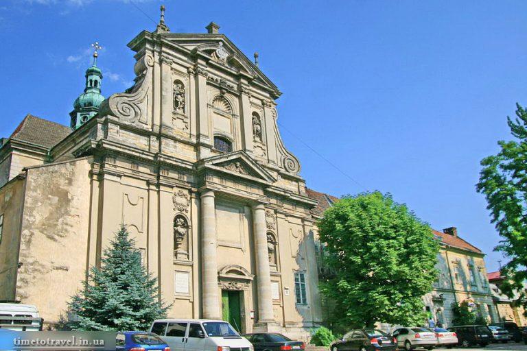 Гарнізонний храм, Львів