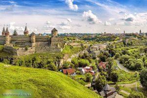 Місто Кам'янець-Подільський, Хмельниччина