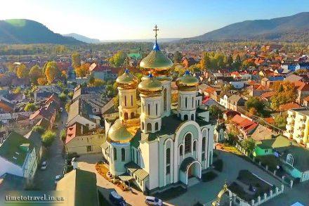 Хуст, Закарпатська область