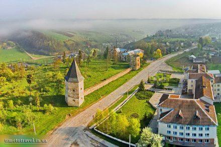 Село Кривче (Борщівський р-н), Тернопільщина