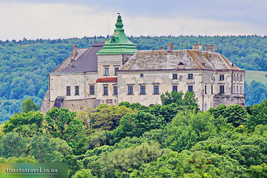 Олеский замок, Львовская область