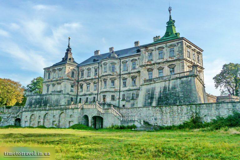 Подгорецкий замок, Львовщина