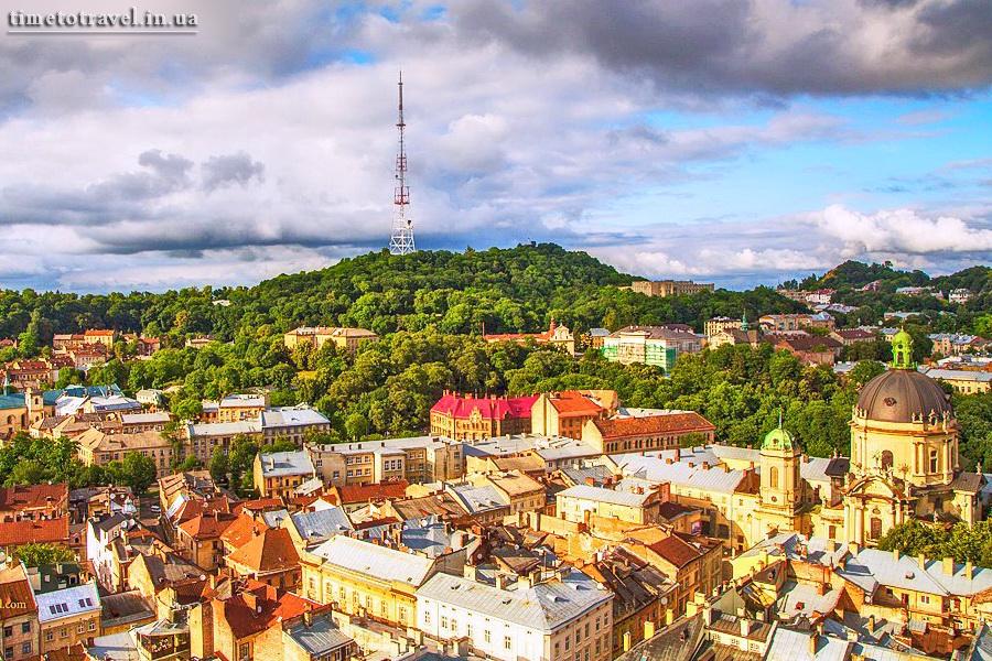Високий замок, Львів