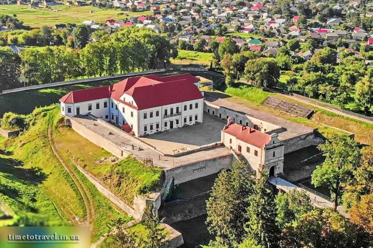 Збаразький замок, Тернопільщина