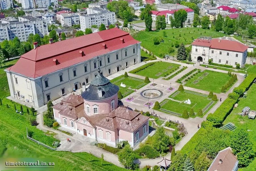 Золочевский замок, Львовщина