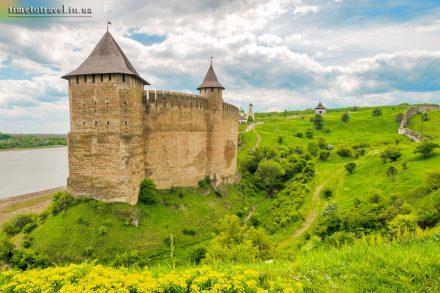 Хотинська фортеця, Чернівецька обл