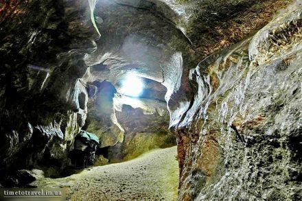 Печера КРИШТАЛЕВА, с. Кривче, Тернопільщина