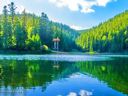 Озеро Синевир, Міжгірський р-н, Закарпаття