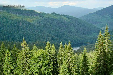 Національний природний парк «Синевир»